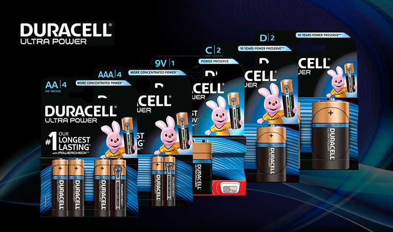 Pilas Vini trading Duracell Ultra Power
