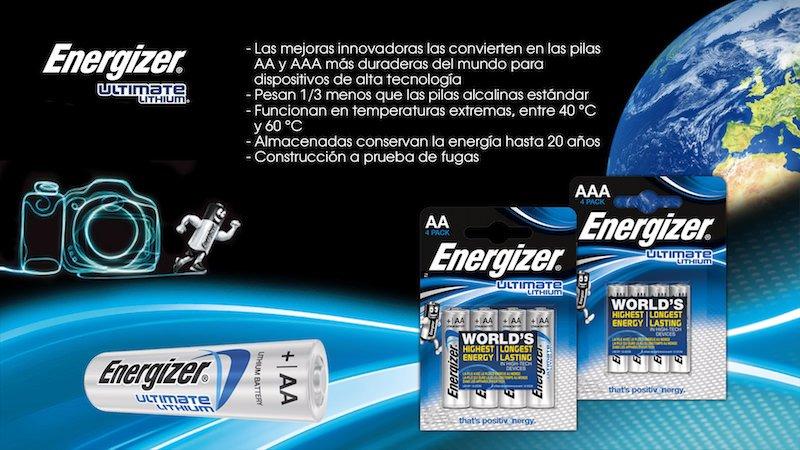 Banner Energizer Ultimate Lithium
