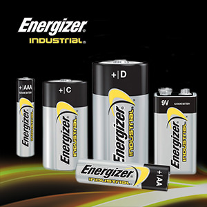Pilas Vini trading ENERGIZER INDUSTRIAL